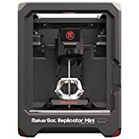 MakerBot Replicator Mini Compact 3D Printer, Firmware Version 1.7+ by MakerBot