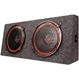 51EP3EmAp%2BL. SL160  Buy Pyramid PP12 Dual 12 Inch 300 Watt 4Way Stereo Hatchback Speaker System