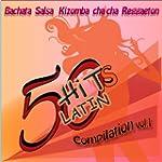 50 Hits Latin Compilation, Vol. 1 (Ba...