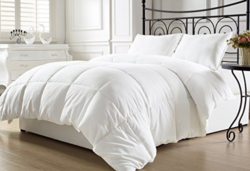 Buy KingLinen® White Down Alternative Comforter Duvet Insert Twin