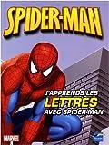 echange, troc Marvel - J'apprends les lettres avec Spider-Man