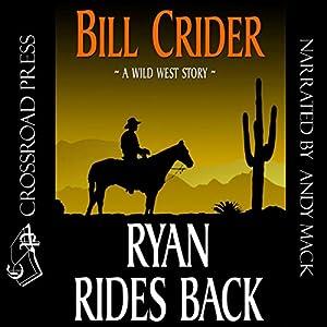 Ryan Rides Back Audiobook