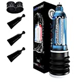 [ Combo Kit ] 100% Authentic-X40 (BLUE) Hydro[MAX] Pump Size-Large With Ruler & Lube Kit - bm-7239