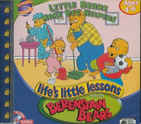 Life's Little Lessons with the Berenstain Bears (Pc/mac)