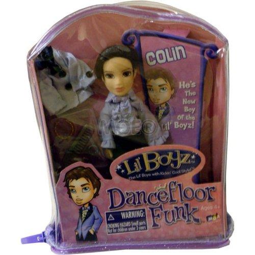 Lil Bratz Boyz Dancefloor Funk Colin Doll - 1
