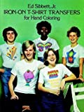 Iron-On T-Shirt Transfers for Hand Colorings