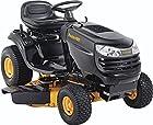 Poulan Pro 960420164 PB145G42 Briggs 14.5 HP 6-Speed Transmission Lever Cutting Deck Riding Mower, 42-Inch