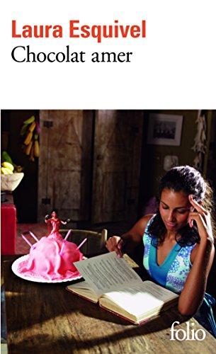 Chocolat amer: Roman-feuilleton où l'on trouvera des recettes, des histoires d'amour et des remèdes de bonne femme