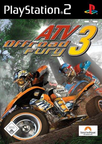 ATV Offroad Fury 3 (PS2)
