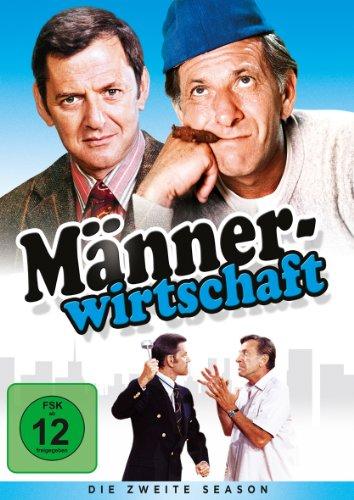 Männerwirtschaft - Season 2 [3 DVDs]