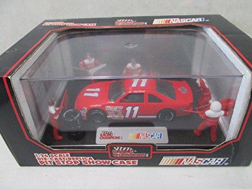 racing-champions-pit-stop-show-case-amoco-11-bill-elliot-124-replica