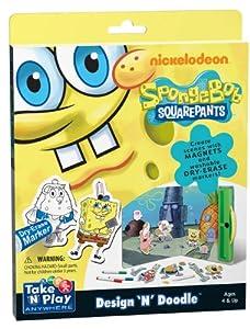 SpongeBob SquarePants Design 'N' Doodle - SpongeBob SquarePants