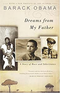 "Cover of ""Dreams from My Father: A Story ..."