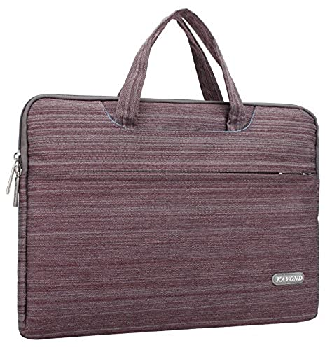 01. Kayond®Laptop Briefcase-Ultralight Nylon Fabric Plush Sandwich -Classic For School and Bussiness