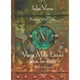 Vingt mille lieues sous les merspar Jules Verne