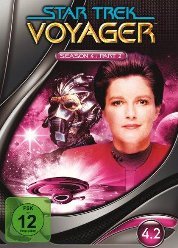 Star Trek - Voyager: Season 4, Part 2 [4 DVDs]