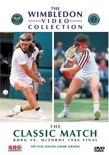 Wimbledon 1980 Final: Borg Vs Mcenroe [DVD] [Import]