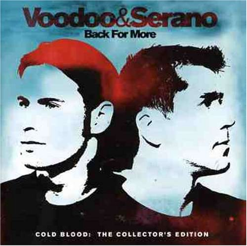 Voodoo & Serano - Back for More [+Bonus Dvd] - Zortam Music
