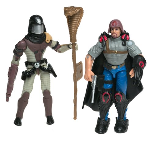 "G.I. Joe 33/4"" 2 Pack: Ship Wreck and Over Kill"