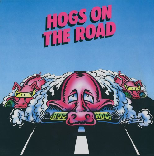 Groundhogs – Hogs On The Road (2CD) (2008) [FLAC]