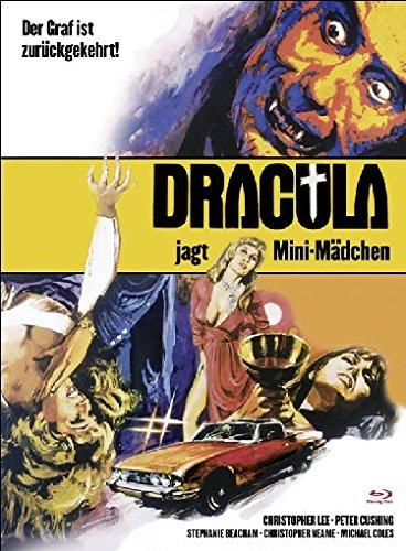 Dracula jagt Mini Mädchen - Mediabook (+ DVD) [Blu-ray] [Limited Edition]