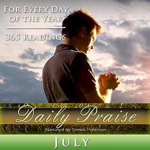 Daily Praise: July Speech