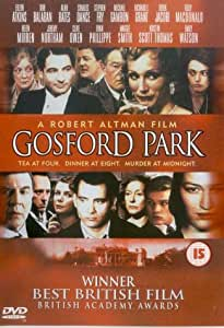 Gosford Park [DVD] [2001]
