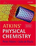 Atkins' Physical Chemistry (0198792859) by Atkins, Peter W.