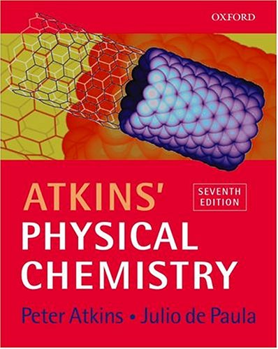 atkins physical chemistry 8th edition pdf free download