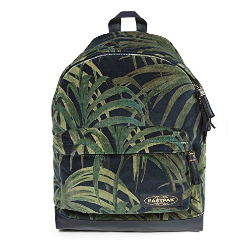 Eastpak Zaino Wyoming Profili Pelle Seriie Limitata House Of Hakney Porta PC 14 pollici 15 Mac Colore Hakney Palmeral