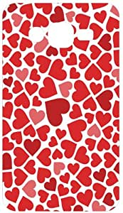 Hearts Animal Pattern Back Cover Case for Samsung Galaxy Grand 2 G7106