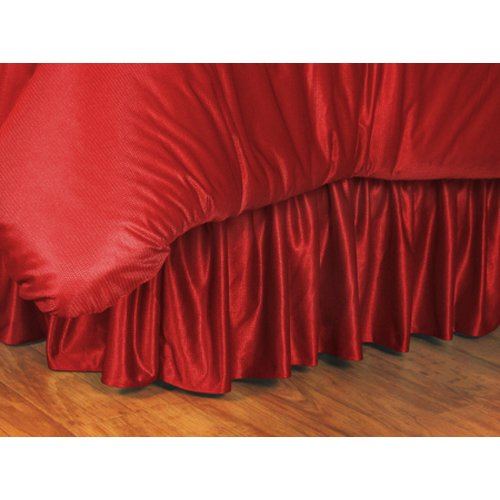Kohls Bed Skirts 173437 front