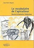 echange, troc Jean-Marie Hoyoux - Le vocabulaire de l'apiculteur