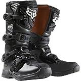 FOX Comp コンプ 3 MX ブーツ 子供用  黒/Y5 (約23cm)