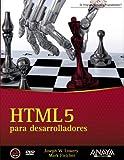 HTML5 para desarrolladores (Anaya Multimedia/Wrox)