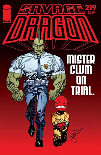 Savage Dragon Comics