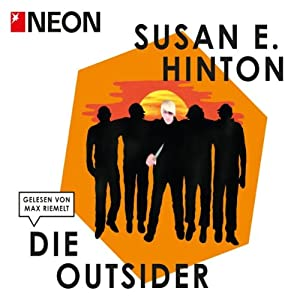 Die Outsider (NEON Edition) Audiobook