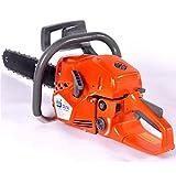 Petrol Chainsaw 52cc Easy Start 1 Chain 20
