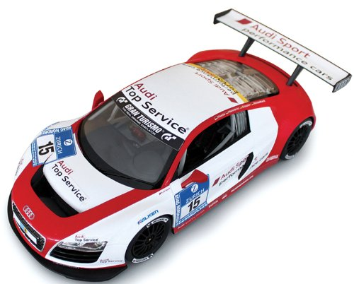 51EPLl6Ko7L Rastar Radio Control Audi R8 LMS Scale 1:24