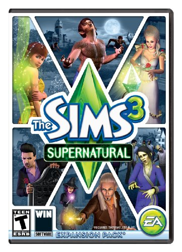 The Sims 3 Supernatural [Download] (Sims 3 Supernatural Download compare prices)
