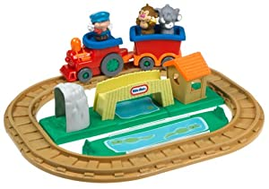 Little Tikes Fold Up & Go Train Set