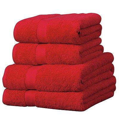 linens-limited-drap-de-bain-luxor-en-coton-egyptien-600-g-m-rouge