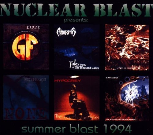 Nuclear Blast Presents: Summer Blast 1994 by Gorefest