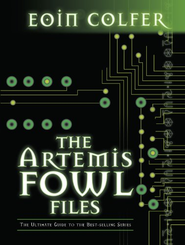 Eoin Colfer - The Artemis Fowl Files