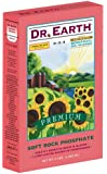 Dr. Earth 724 Soft Rock Phosphate 0-2-0 Boxed, 3-Pound