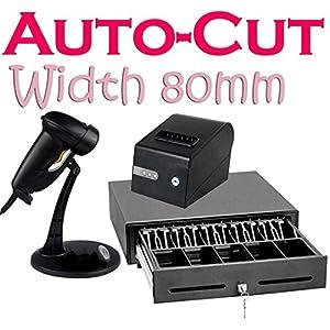 Amazon Com 2xhome Cash Register Amp Receipt Printer