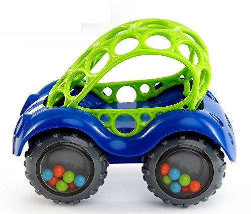 O'ball オーボール ラトル&ロール ブルーバギー (81558) by Kids II