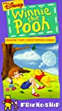 Winnie the Pooh - Imagine That, Christopher Robin! [VHS]