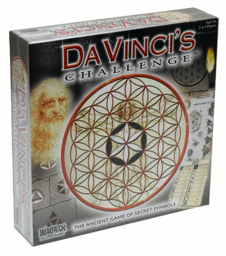 Da Vinci S Challenge front-196005