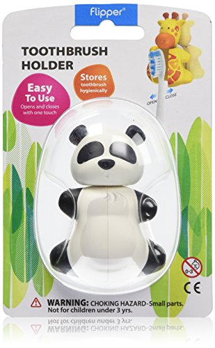 Flipper Hello Kitty Panda Toothbrush Holder - 1